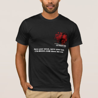 Schwarzes T-Stück + Umbauten/Männer - besonders T-Shirt