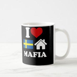Schwedische Haus-Musik Tasse