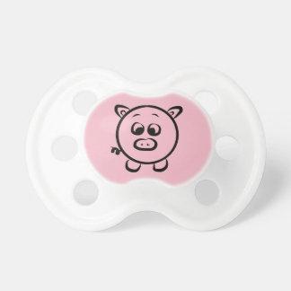 Schwein-Baby-Schnuller Schnuller