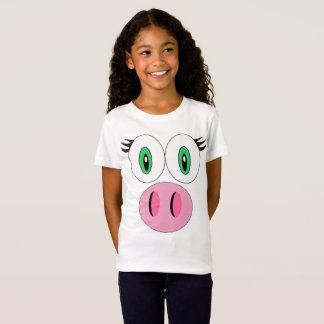 Schwein-Gesicht! T-Shirt