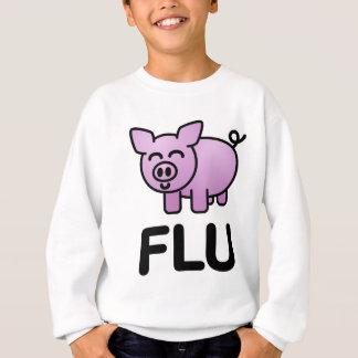Schwein-Grippe Sweatshirt