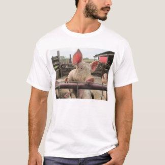 Schwein-Gruß T-Shirt