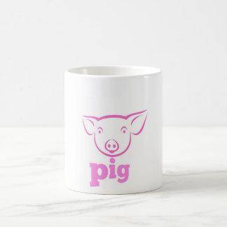 Schwein Tasse