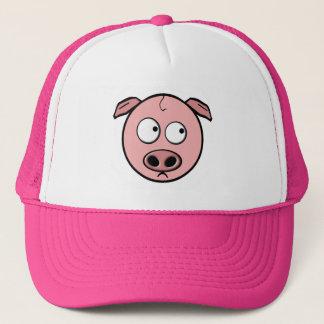 Schwein Truckerkappe