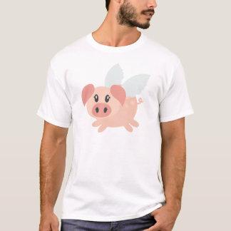 Schweine können fliegen T-Shirt