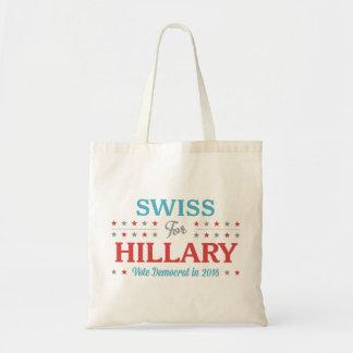 Schweizer für Hillary Tragetasche