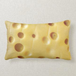 Schweizer Käse Kissen