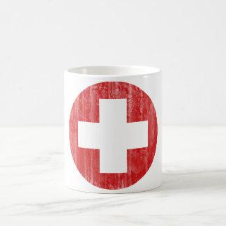 Schweizer Luftwaffe Tasse