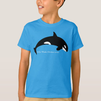 Schwertwal-Killerwal T-Shirt