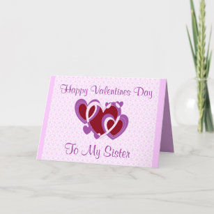 Happy valentinstag schwester