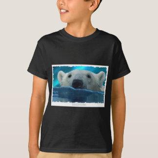 SCHWIMMEN-EISBÄR T-Shirt