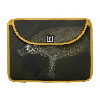 Schwimmen-Schildkröte Sleeve Für MacBooks