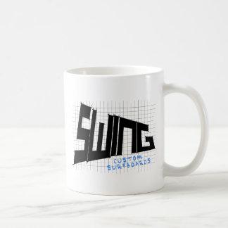 Schwingen-Gitter Kaffeetasse