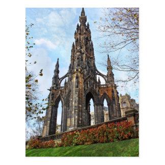 Scott monument.jpg postkarte