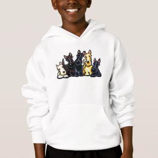 Scottie fünf hoodie