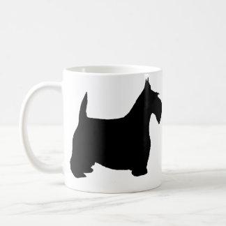 Scottie-Hund Tasse