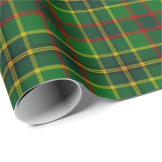 Scottish Cates, das karierten Tartan jagt Geschenkpapier
