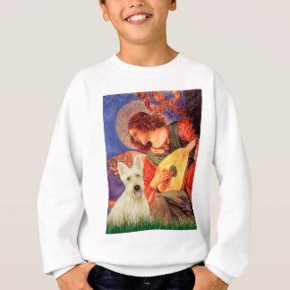 Scottish Terrier (W5) - Mandolinen-Engel Sweatshirt