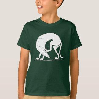 Scratchy spartanischer Jagdhund T-Shirt