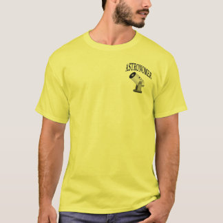 SCT Astronomen-Abzeichen T-Shirt