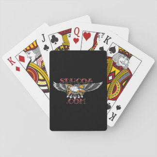 SDHCOA kardiert Logo 2,0 Kartendeck
