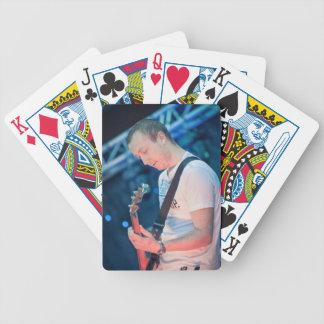 Seamie O'Connor Spielkarten