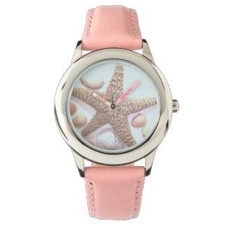 Seashells Armbanduhr