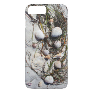 Seashells auf dem Strand iphone Fall iPhone 8 Plus/7 Plus Hülle