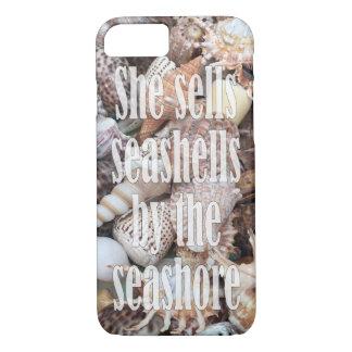 Seashells iPhone 8/7 Hülle
