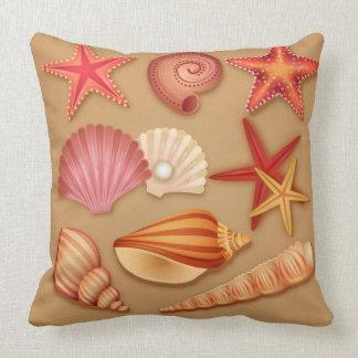 Seashells Kissen