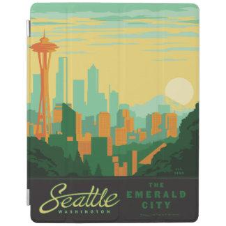 Seattle, WA iPad Hülle