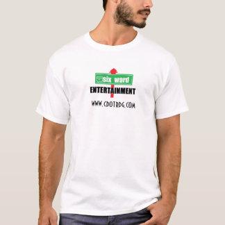 sechs Bezirk HNO T-Shirt