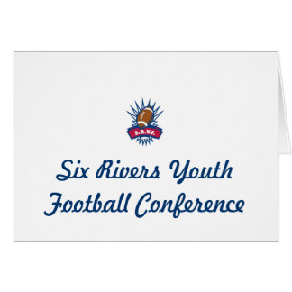 Sechs Fluss-Jugend-Fußball Sryf Konferenz, Inc. Karte