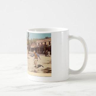 Sechs Gewehr-Gebiets-Freizeitpark (Ocala, FL) Kaffeetasse