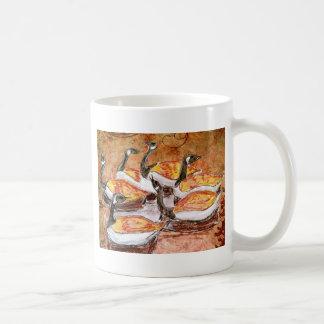Sechs Legen der Gans-A Kaffeetasse