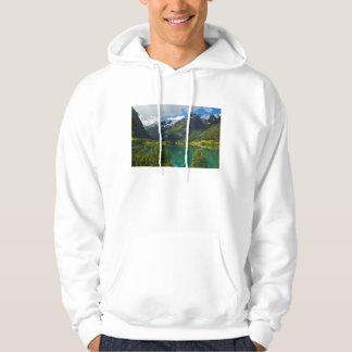 See Floen landschaftlich, Norwegen Hoodie
