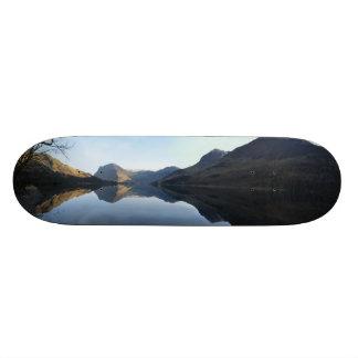 See-LandschaftsSkateboard-Plattform Individuelle Skateboarddecks