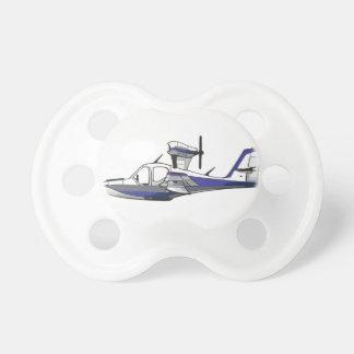 Seeflugzeug BooginHead® Gewohnheits-Schnuller Schnuller