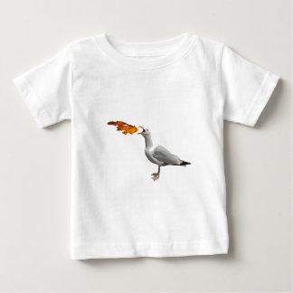 Seemöwe-atmenfeuer Baby T-shirt