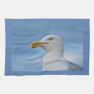 Seemöwe-Geschirrtuch Handtuch