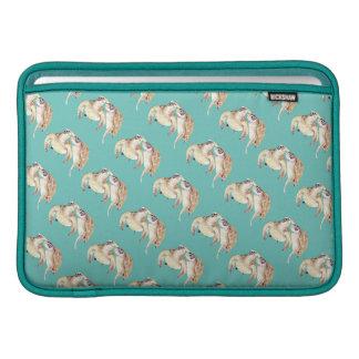 Seeschildkröte-Liebe Sleeve Fürs MacBook Air