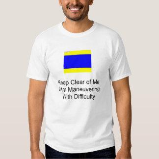 Seesignalflagge Shirts