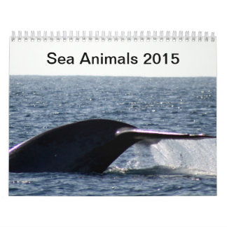 Seetiere 2015 kalender