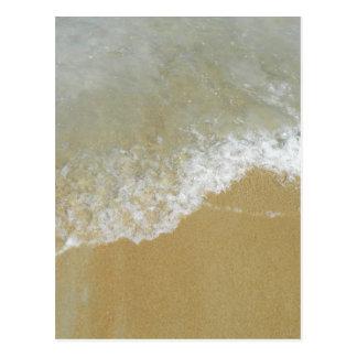 Seeufer-Gezeiten Postkarte