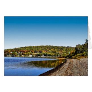 Seeufer Portage Karte
