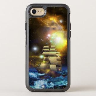 Segel-Schiffs-Universum OtterBox Symmetry iPhone 8/7 Hülle