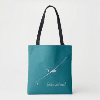 Segelflugzeug - was sonst?