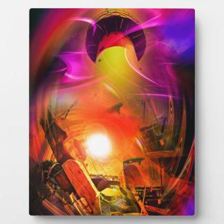 Segelromantik - Time Tunnel Fotoplatte