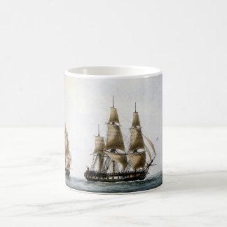 Segelschiff Tasse