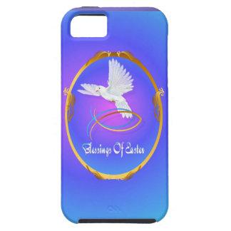 Segen von Ostern-Oval iPhone 5 Case